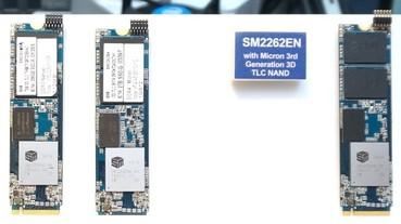 Computex 2018:Silicon Motion發表3款PCIe固態硬碟控制器,以及4K多螢幕顯示晶片
