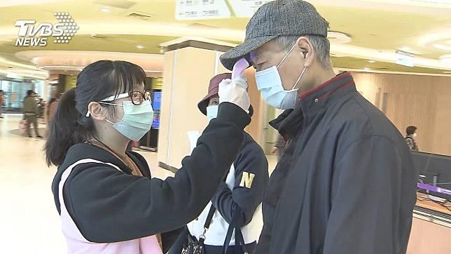 新冠肺炎疫情全球肆虐,各國都在忙著防疫工作。(示意圖/TVBS)
