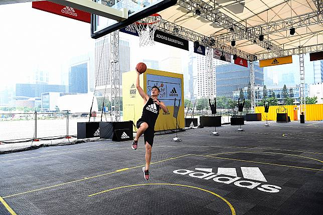 「adidas Streetball Challenge 2019」今年亦會回歸,同場更有不同籃球技術訓練及活動。
