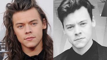 一世代 Harry Styles 短髮形象照曝光 除了帥還是帥!