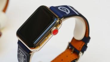 eSIM 要來了!一號多機服務將啟用,Apple Watch 3 (GPS+Cellular) 版 5/11 於各大電信開賣