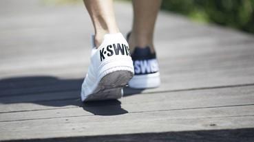 經典五線重回潮流龍頭,K-SWISS要你走著瞧。