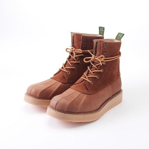 Vatic Footwear Ruben 獵鴨靴 棕色 Br Suede