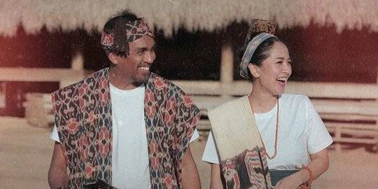 Glenn Fredly dan Mutia Ayu. ©2020 Merdeka.com/Instagram Glenn Fredly dan @crist.tarigan