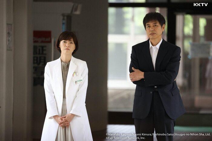 KKTV秋季日劇《監察醫朝顏》第2季將跨季播出,圖為第一季