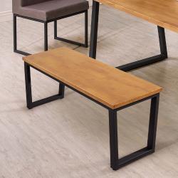 ◎全實木面長凳,台灣製造|◎|◎品牌:H&D類型:凳子組數:1椅尺寸:寬120x深37x高43公分重量:-承重:-主材質:實木材質說明:材質:黑鐵砂防鏽金屬管實木面台灣製造其他說明:本賣場僅售長凳,不