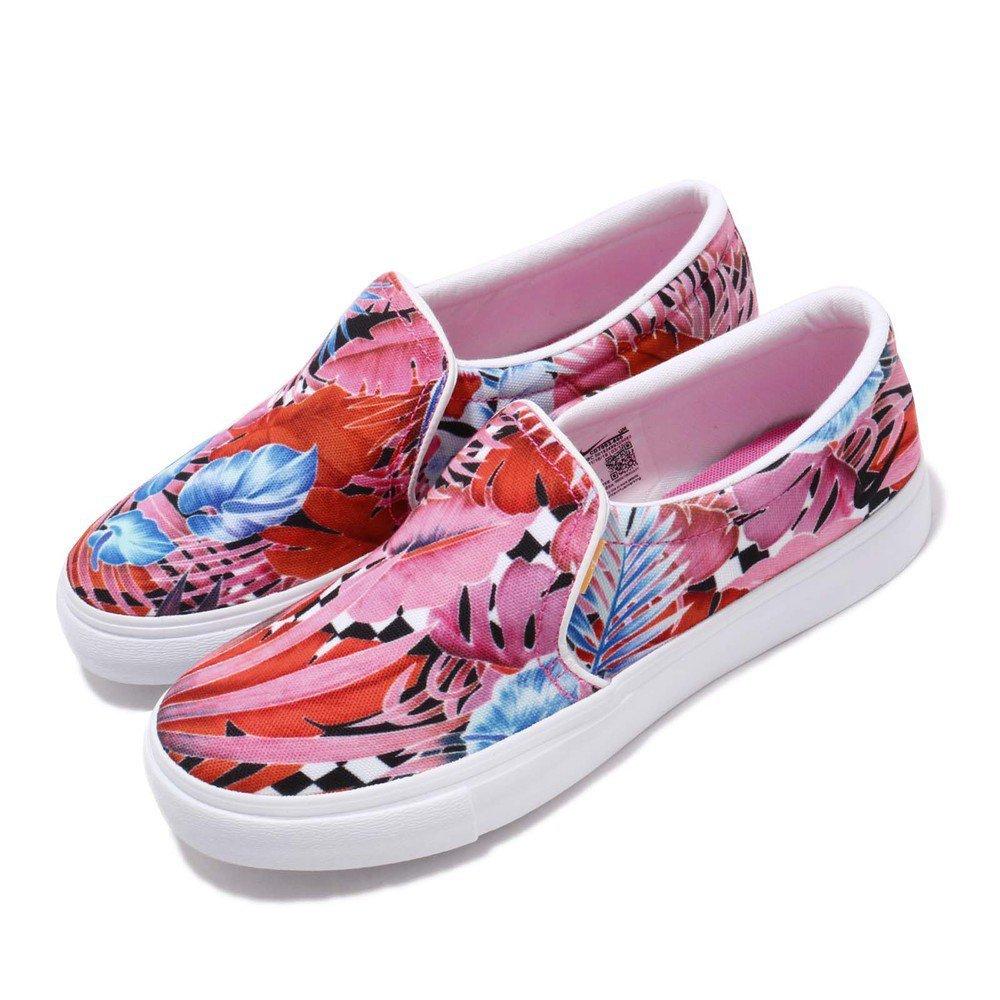 NIKE 休閒鞋 Court Royale 復古 女鞋 懶人鞋 帆布鞋 低筒 球鞋穿搭 粉 藍 [CD7003-600]