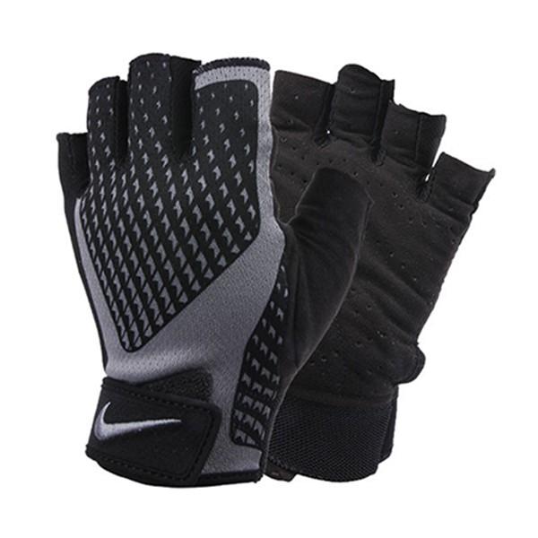 ※商品在多個網路平台銷售,數量隨時更動,請先用聊聊確認唷!感謝各位 0 商品名稱:NIKE Training 健力手套 重訓手套 訓練手套 健身房 止滑 黑灰 有分尺寸尺寸:M 、 L 、 XL 三個