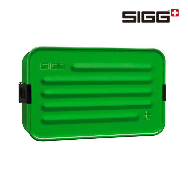 """• 商品特色SIGG Metal Box 便當盒- 膳食準備""""是一個熱門的新食品趨勢,讓您的美食陪你到世界各地,還保留著食物的鮮度。 SIGG Metal Box L鋁質便當盒是 SIGG 的數十年經"""