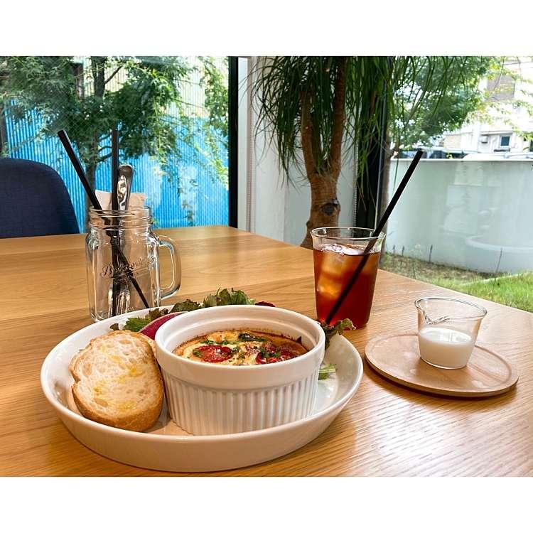 MOCHIKOさんが投稿した銀座カフェのお店28CafEの写真