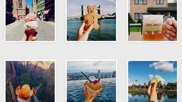 吃貨女孩的環遊世界之旅 以獨特攝影手法記錄回憶