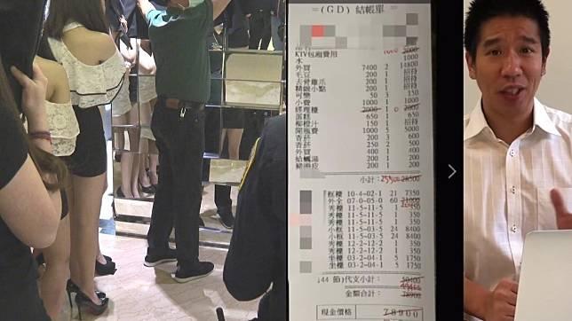 酒店示意圖,與本文無關,林裕豐發影片解釋酒店消費術語。(圖/TVBS資料照、翻攝自YouTube林裕豐嘴起來頻道)