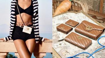 名牌錢包推薦Top 10 !Chanel、LV、Gucci...10款名牌錢包,全都2萬元有找