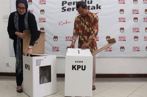 Kotak Suara KPU 2019