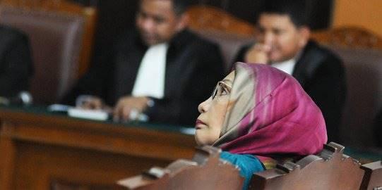 Sidang lanjutan Ratna Sarumpaet. ©2019 Liputan6.com/Herman Zakharia