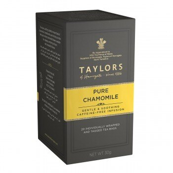 【英國皇家泰勒茶-無咖啡因】清新洋甘菊茶 20包/盒
