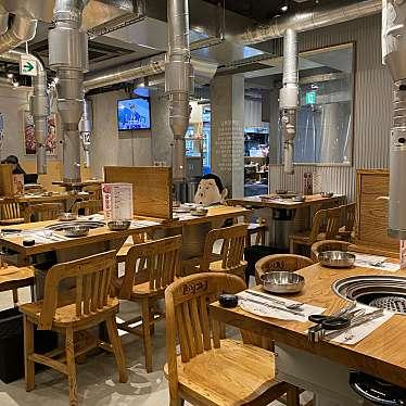 実際訪問したユーザーが直接撮影して投稿した大久保肉料理カンホドン 白丁の写真