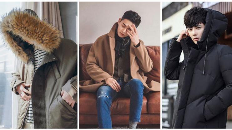 天寒地凍怎麼穿搭?學韓國男生用【大衣】來一較高下吧!