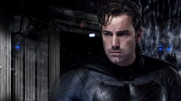 DC 又搞大新聞?班艾佛列克導演工作被換角後 驚爆已想辭演「蝙蝠俠」!