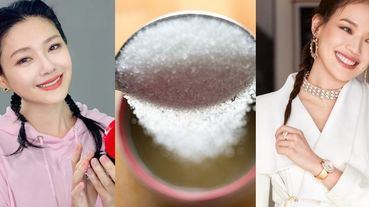 「大S超過10年沒吃糖、舒淇只看不吃甜點...」都是因為【焦糖臉】!公開女明星的抗糖化飲食菜單