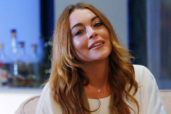 Lindsay Lohan/Reuters