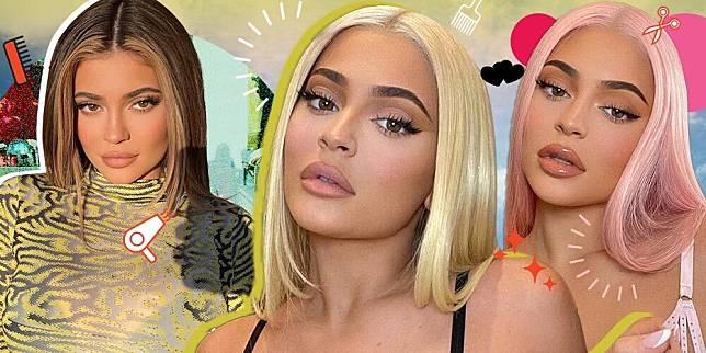 Transformasi Warna Rambut Selebriti Selama Lockdown
