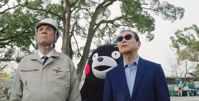 MIB中的湯米李瓊斯跑去日本Suntory廣告中擔任外星人調查員13年了,現在用一支特別版廣告來迎接令和