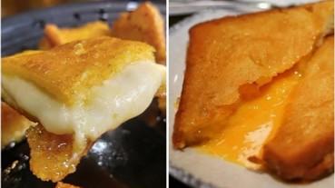 起司、奶黃流出來超犯規!盤點香港 4 家必吃的爆陷西多士