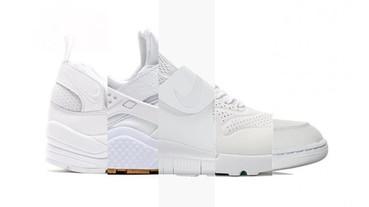 2015年NIKE 10大必買的白色球鞋!
