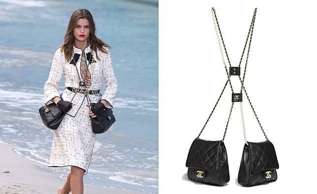 Chanel Side-Packs Bag