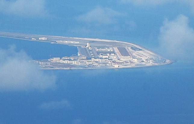 US accuses Beijing of using coronavirus as cover for South China Sea activity
