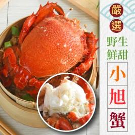 嚴選野生鮮甜小旭蟹
