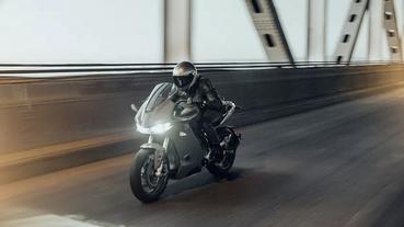 跑車版 Zero SR/S 電動重機推出,風阻更小續航更佳