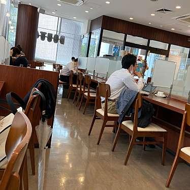 ドトールコーヒーショップ 飯田橋東京区政会館店のundefinedに実際訪問訪問したユーザーunknownさんが新しく投稿した新着口コミの写真