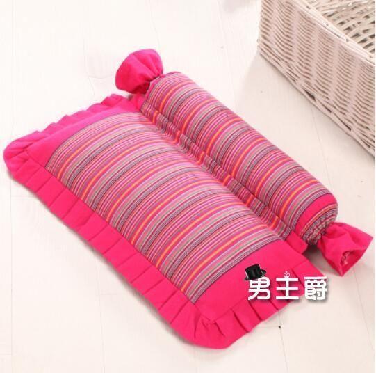 枕頭 頸椎枕芯專用蕎麥枕成人護頸枕單人枕芯XW