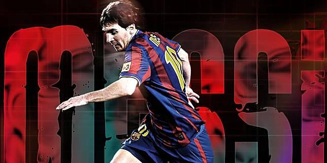 Lionel Messi (c) Bola.net