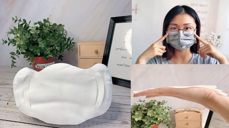 給口罩延長壽命的一個機會~小潔~口罩護墊