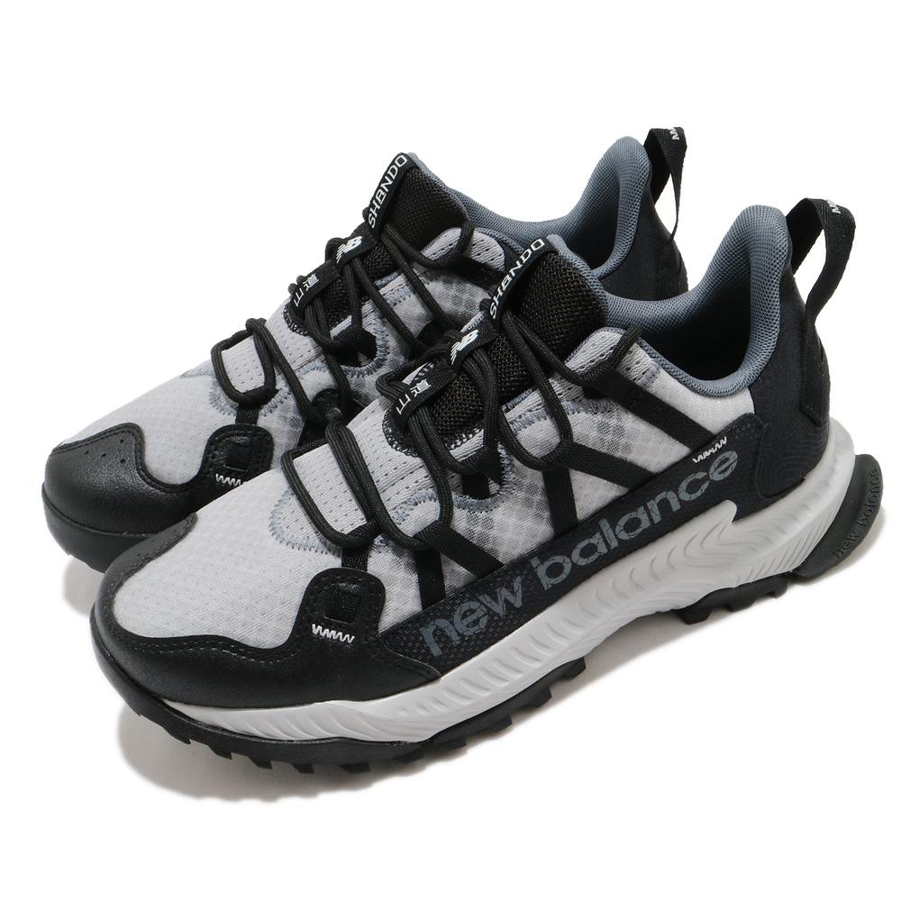 戶外慢跑鞋品牌:NEW BALANCE型號:MTSHALK2E品名:Shando Wide配色:黑色,灰色
