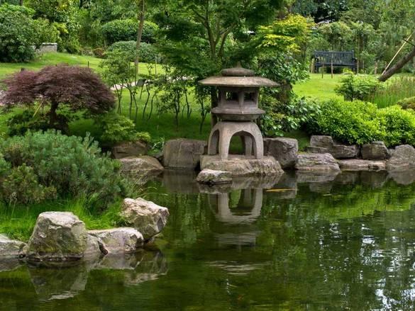 5 Desain Taman Jepang yang Memikat Mata