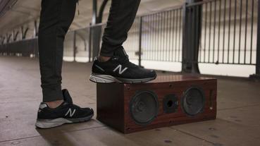 新聞分享 / New Balance 990v4 'Black'