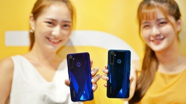 realme Q 中國發表!四鏡頭、S712 處理器、十月在台上市