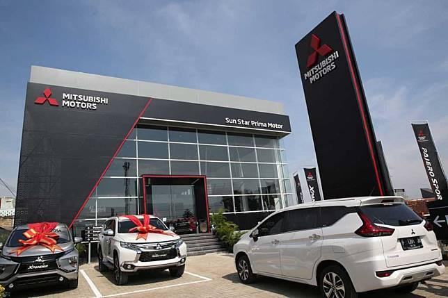 Perkuat Jaringan di Bogor, Mitsubishi Motors Resmikan Diler di Tajur