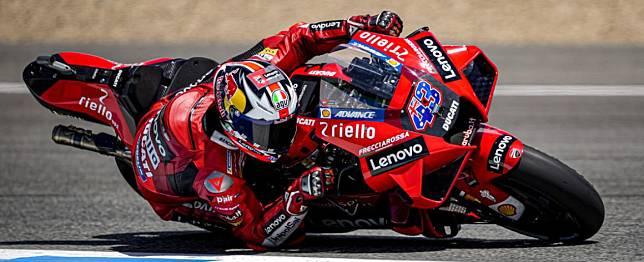 Ducati Rajai GP Spanyol, Quartararo Gagal Hattrick