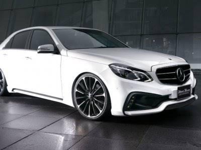 Tampilan Elegan dan Agresif Terhadap Mercedes-Benz E-Class