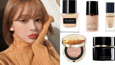 2020下半年秋冬底妝要「加水」!Dior、蘭蔻、植村秀....話題粉底Top 10
