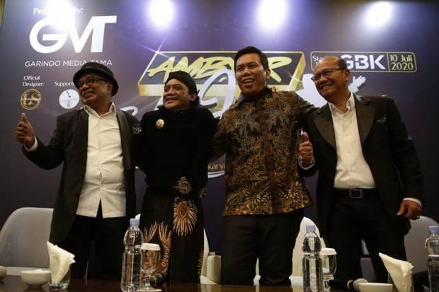 Konser Ambyar Tak Jogeti Bentuk Penghargaan Terhadap Musik Tradisional