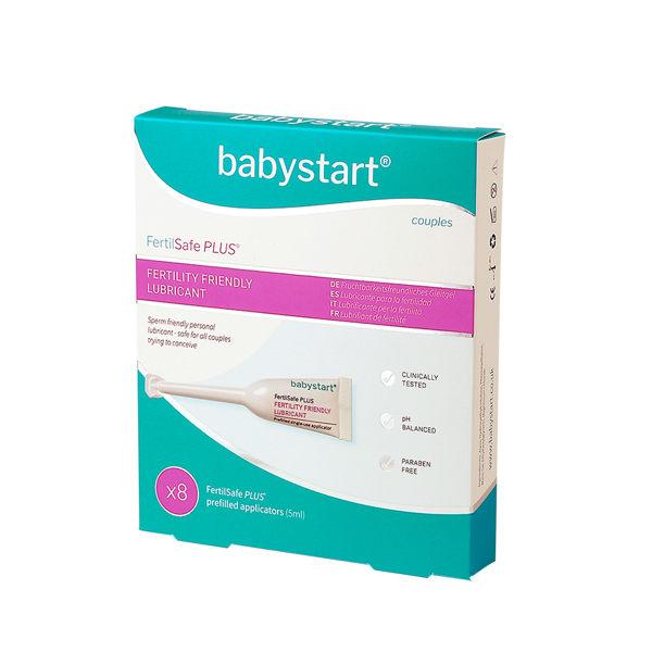 【英國Babystart】備孕潤滑劑 5ml x 8入