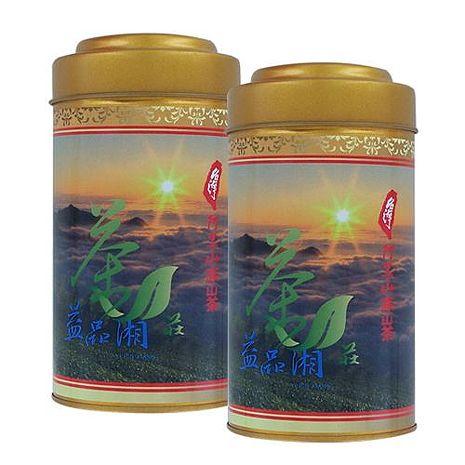 【益品湘】阿里山手採高山青心烏龍茶(花香型150克)2入組 中國俗語中「柴米油鹽醬醋茶」開門七件事,已表明「茶」在中國文化中的重要性。在古代中國和平盛世時,茶已開始成為文人雅士們附庸風雅的重要消遣,和