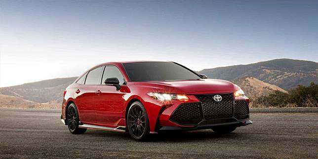 Toyota Avalon TRD (Toyota)