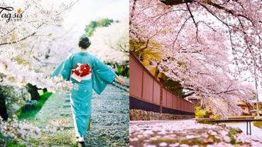 Ready GO!美美的日本櫻花準備綻放〜2018年日本賞櫻期預測出爐!
